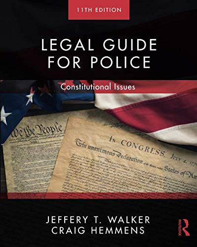 Legal Guide for Police