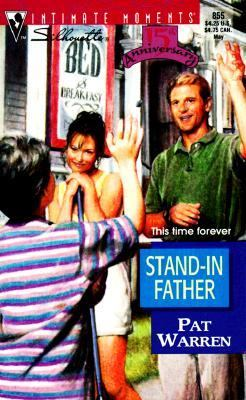 Stand-in Father - Pat Warren - Mass Market Paperback