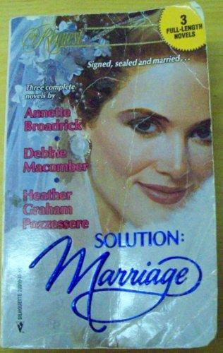 Solution:  Marriage (By Request Series) Volume 6