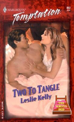 Two to Tangle - Leslie Kelly - Mass Market Paperback