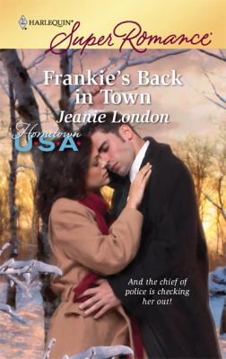 Frankie's Back in Town (Harlequin Superromance)