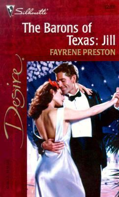 Barons of Texas: Jill - Fayrene Preston - Mass Market Paperback