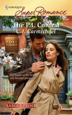 The P.I. Contest (Harlequin Super Romance (Larger Print))