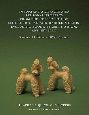 Important Artifacts and Personal Property from the Collection of Lenore Doolan and Harold Morris, Including Books, Street Fashion, and Jewelry