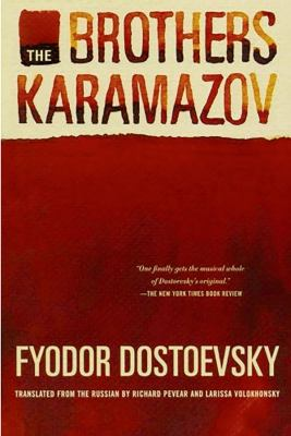 Brothers Karamazov A Novel in Four Parts With Epilogue