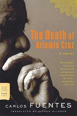 Death of Artemio Cruz: A Novel