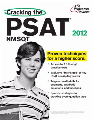 Cracking the PSAT/NMSQT, 2012 Edition