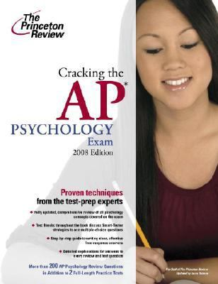 Cracking the AP Psychology Exam, 2008 Edition