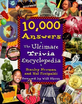 10,000 Answers The Ultimate Trivia Encyclopedia
