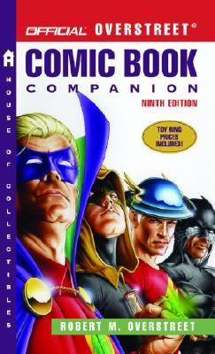 Official Overstreet Comic Book Companion
