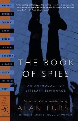 Book of Spies An Anthology of Literay Espionage