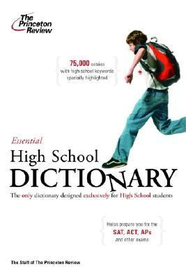 Essential High School Dictionary