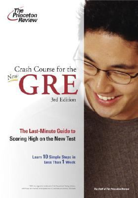 Crash Course for the New Gre