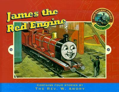 James the Red Engine (Thomas the Tank Engine and Friends Series)