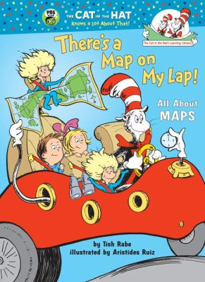 There's a Map in My Lap! All About Maps