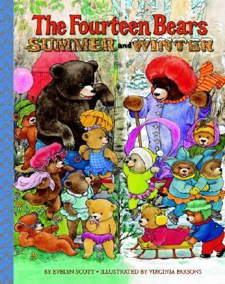 Fourteen Bears Summer and Winter