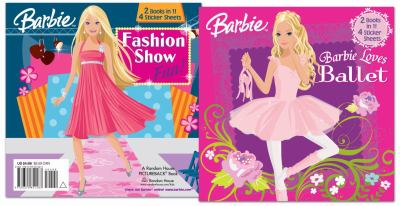 Barbie Loves Ballet/Fashion Show Fun!