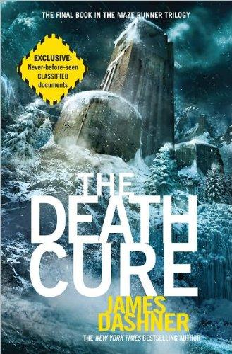The Death Cure Exclusive Edition (Maze Runner Series #3)