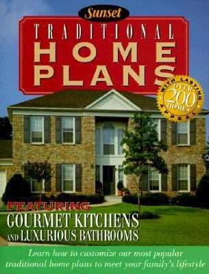 Traditional Home Plans - Sunset Books - Paperback - 2ND