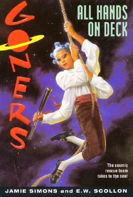 All Hands on Deck (Goners #3), Vol. 3