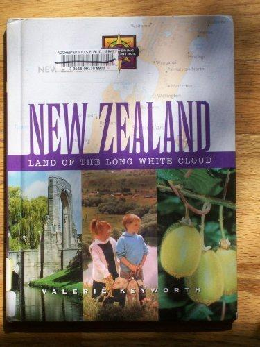 New Zealand: Land of the Long White Cloud (Discovering Our Heritage)