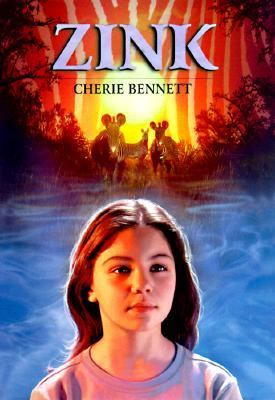 Zink: The Myth, the Legend, the Zebra - Cherie Bennett - Hardcover