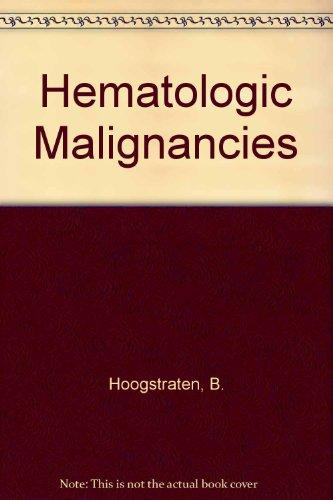Hematologic Malignancies (Current treatment of cancer)
