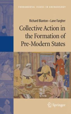 Collective Action in the Formation of Pre-Modern States