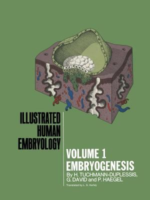 Embryogenesis, Vol. 1 - H. Tuchmann-Duplessis - Hardcover