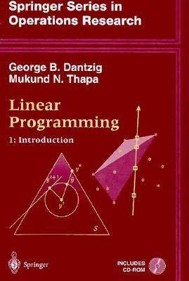 Linear Programming 1 Introduction