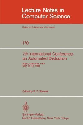 7th International Conference on Automated Deducation