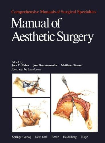 Manual of Aesthetic Surgery (Comprehensive Manuals of Surgical Specialties)