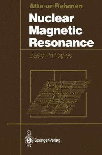 Nuclear Magnetic Resonance: Basic Principles