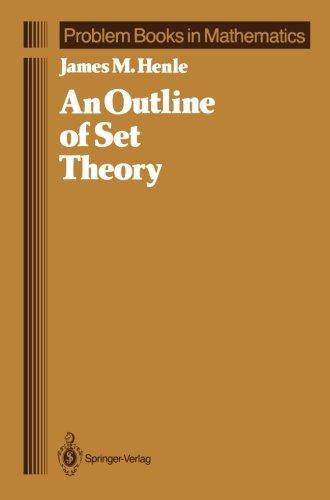 An Outline of Set Theory (Problem Books in Mathematics)