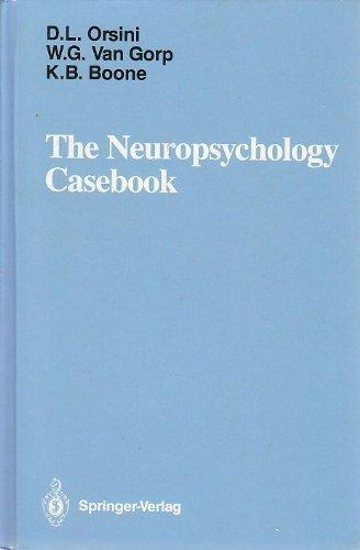 The Neuropsychology Casebook