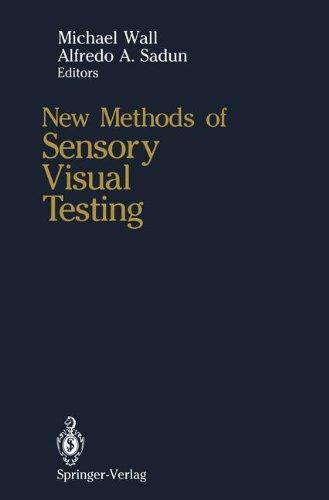 New Methods of Sensory Visual Testing