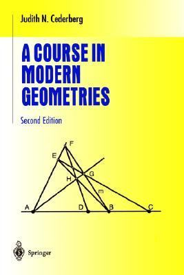 Course in Modern Geometries