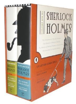 New Annotated Sherlock Holmes 150th Anniversary The Short Stories