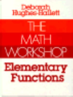 Math Workshop Elementary Functions