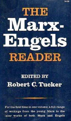 The Marx Engels Reader