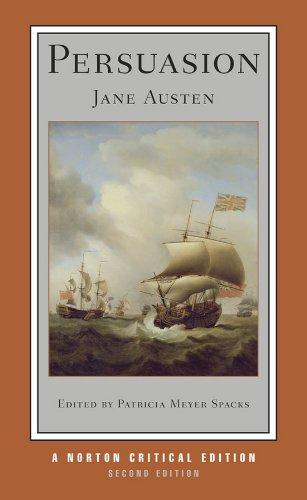 Persuasion (Second Edition)  (Norton Critical Editions)