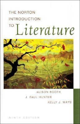 Norton Introduction To Literature Regular Edition