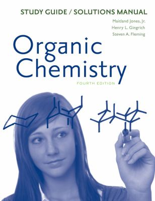 Study Guide/Solutions Manual: for Organic Chemistry, Fourth Edition