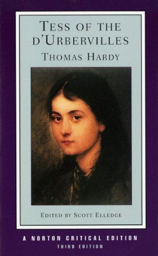 Tess of the D'Urbervilles (Norton Critical Editions)
