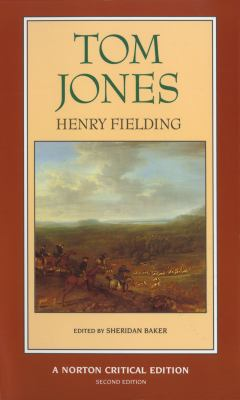 Tom Jones (Norton Critical Editions)