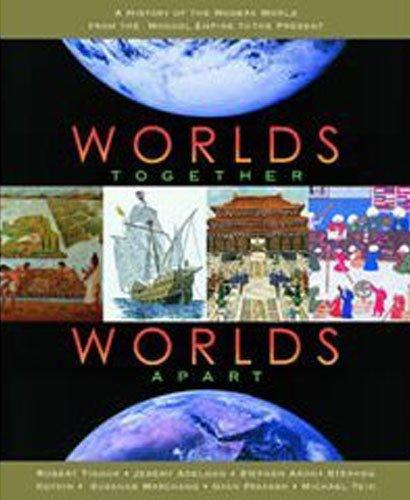 Worlds Together, Worlds Apart: A History of the Modern World from the Mongol Empire to the Present