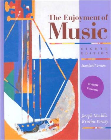 The Enjoyment of Music: An Introduction to Perceptive Listening