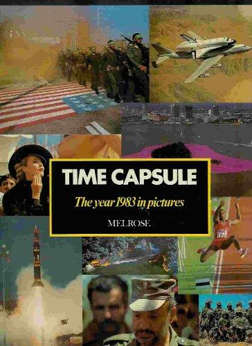 Time Capsule. The Year 1983 in Pictures. 1984. Hardcover.