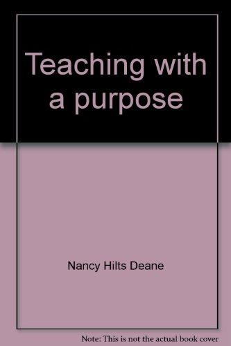 Teaching with a purpose: Instructor's guide and resource book for James M. McCrimmon ['s] Writing with a purpose, 5th ed