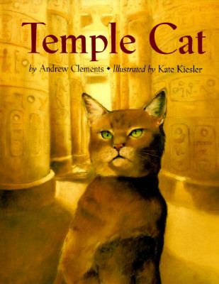 Temple Cat - Andrew Clements - Hardcover